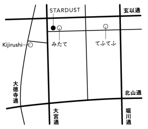 stardust-map
